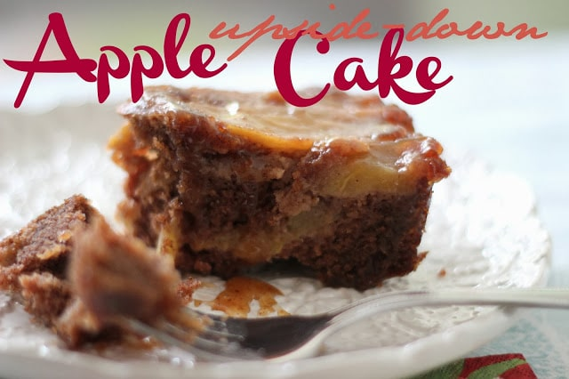 Satisfy your sweet tooth with this caramel apple cake that is beyond delicious.