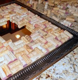 Wine Cork Tray Shine Your Light