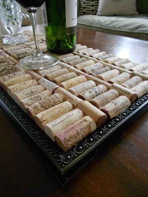 Upcycling wine corks in home decor other - Decoracion con corchos ...