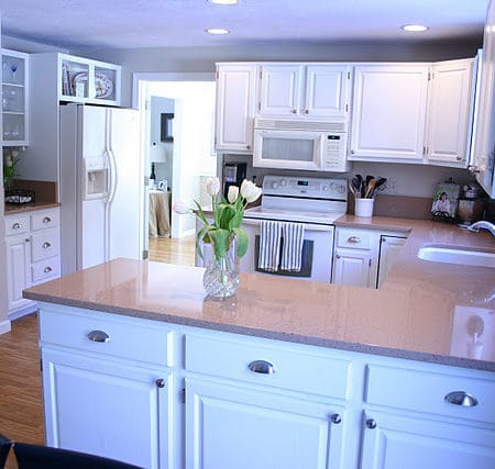 OUR DIY-TO-DREAMY KITCHEN | One Room Challenge Week One