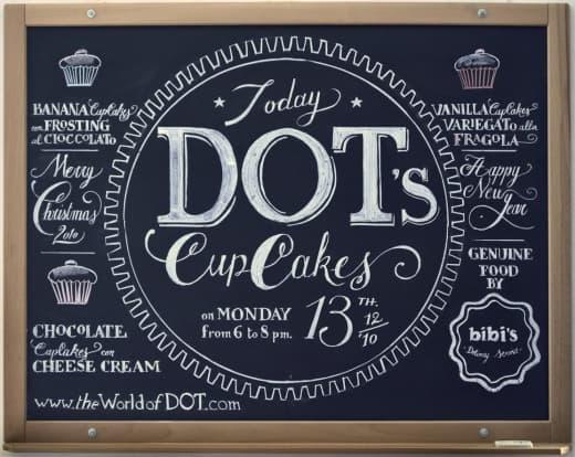 fancy chalkboard lettering shine your light