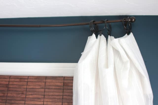 Diy Curtain Rods Shine Your Light