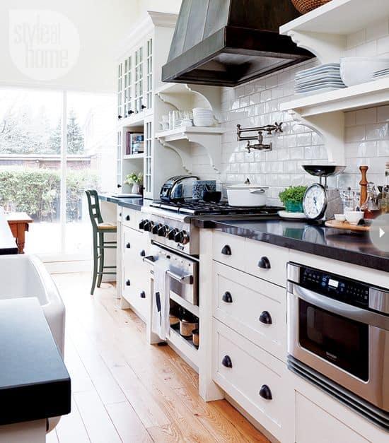 Odd And Beautiful Kitchen Backsplashes: Beautiful Kitchen Backsplashes, Take One