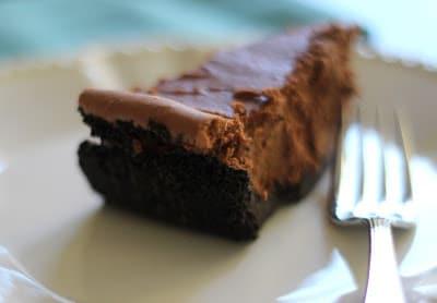 Chocolate Cloud Pie