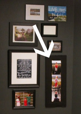 Cabinet Doors Repurposed As Frames Shine Your Light