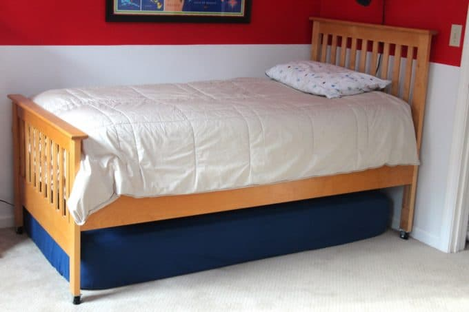 How To Fit An Extra Mattress Under A Bed