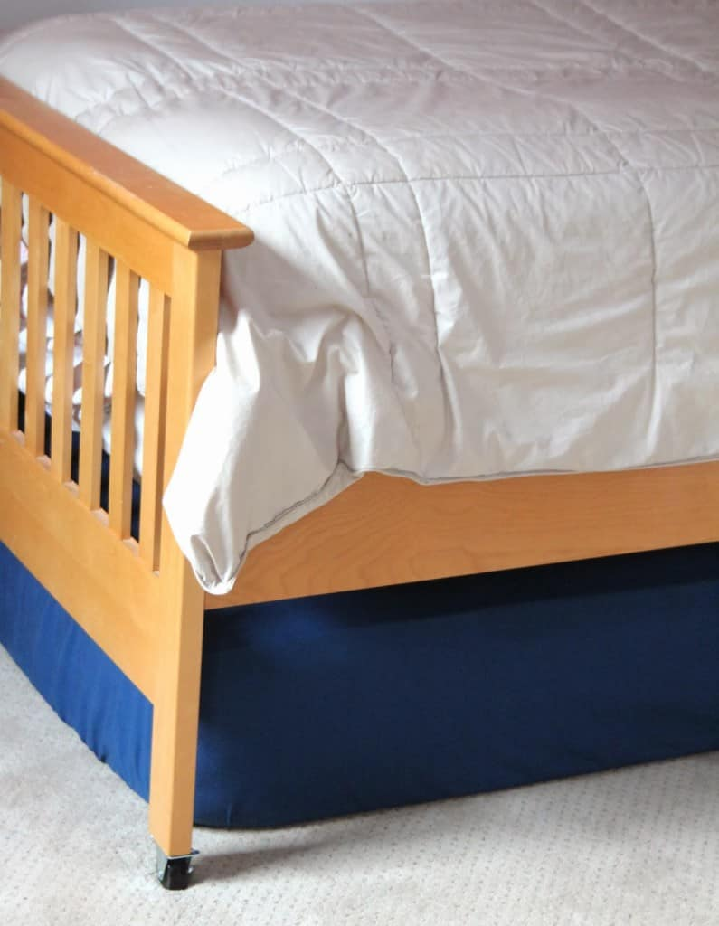 How To Fit An Extra Mattress Under A Bed Shine Your Light