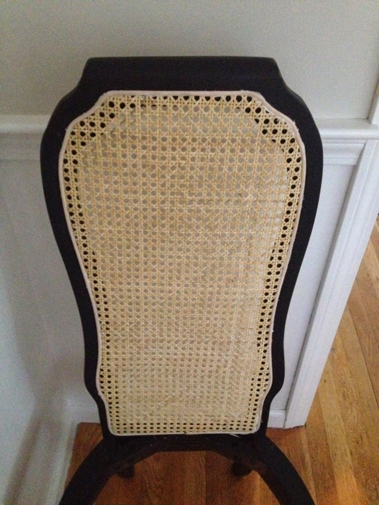 Re Caning Furniture: Is It A DIY?