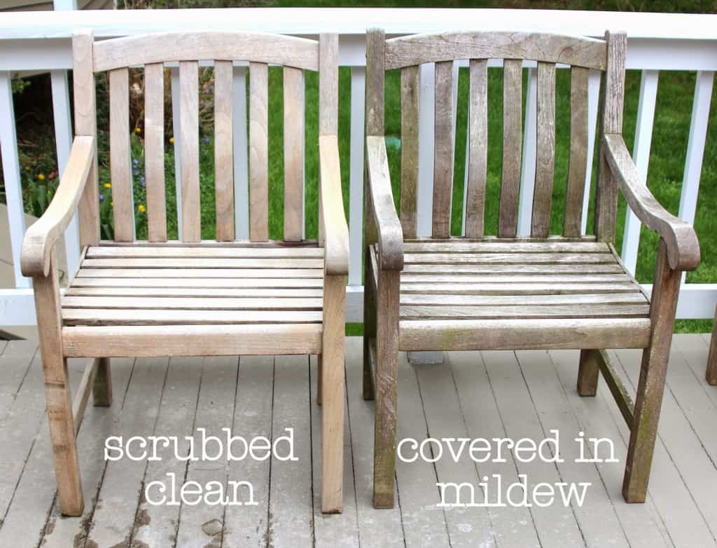 How To Clean Mold Off Outdoor Wood Furniture Designs