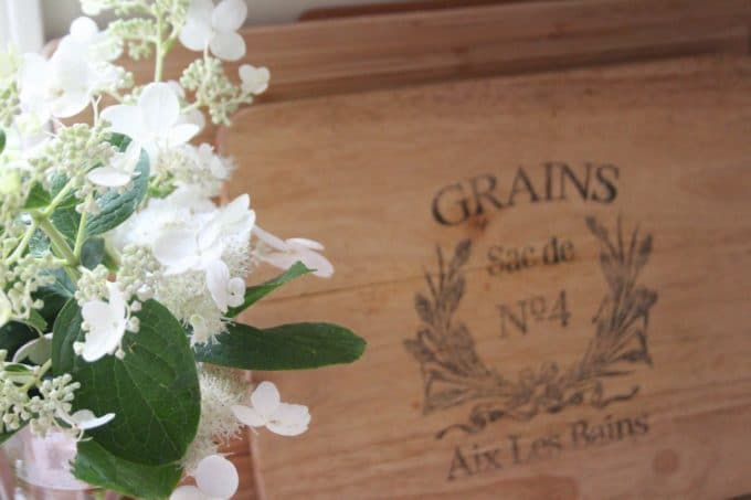 Transfer a graphic to a cutting board with this simple method.