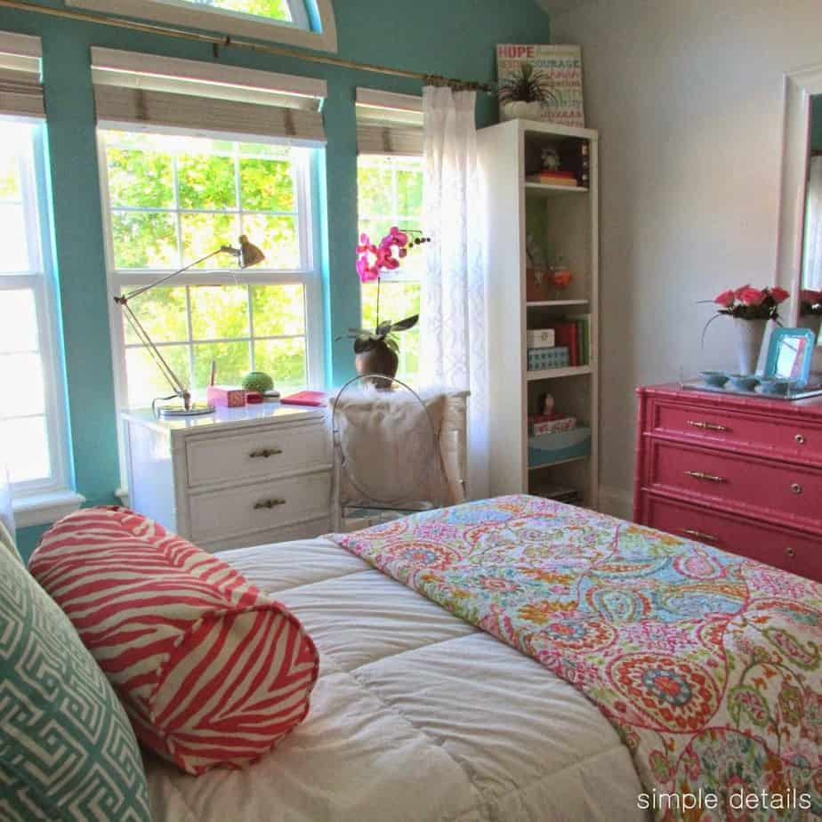 Modern Girls Bedroom: Come Join October's BEST OF THE NEST Party!!