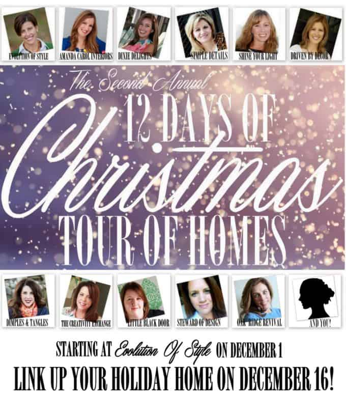 Our Christmas Home Tour