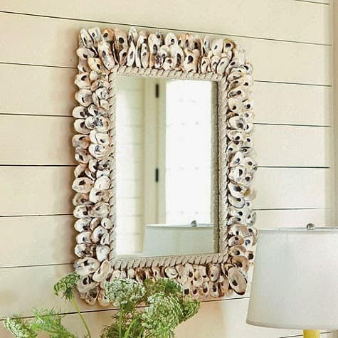 how to decorate with mirrors. perfect ideas about rope mirror on