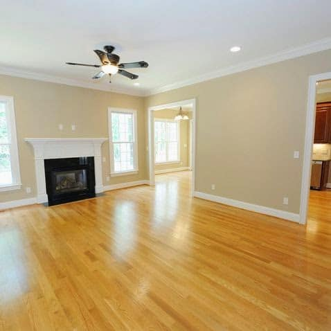 Mulling over wood floor colors shine your light for Wood floor paint colors