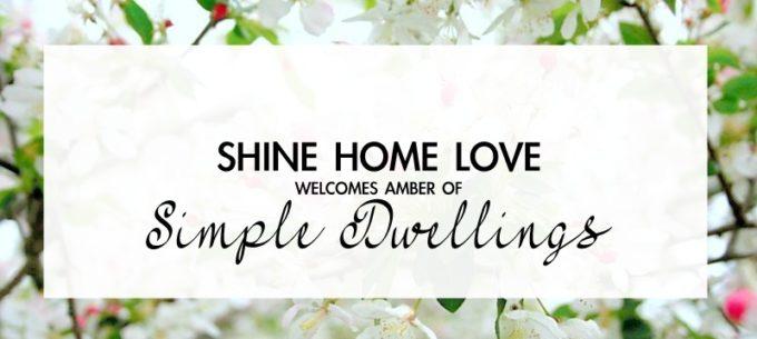 shine home love header