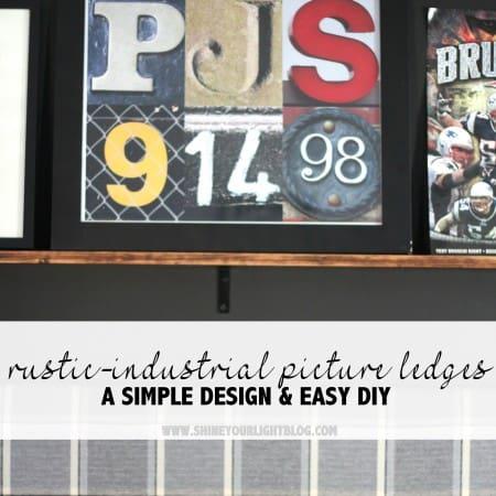 Simple Picture Ledges