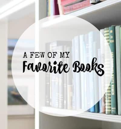Favorite Books Friday