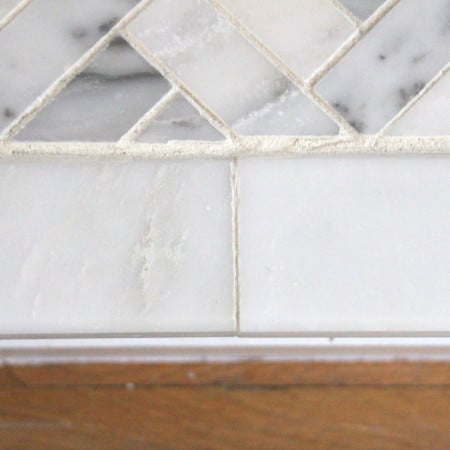 How To Tile A Hearth | Our Fireplace Makeover