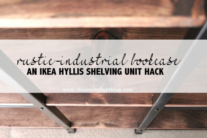 Ikea Hack Bookcase
