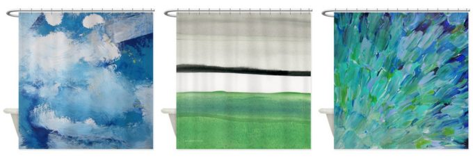 shower curtains tapestries1