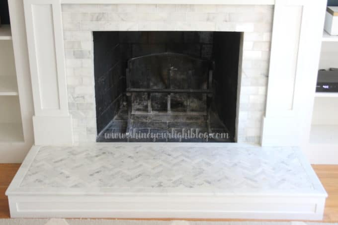 Do you have an outdated hearth? This step-by-step tutorial on how to tile a hearth will show you how to transform it into a part of your home you love.