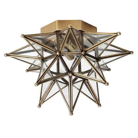Ballard Designs Moravian Star Modern House