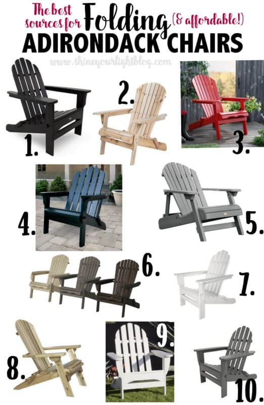 Folding Adirondack Chairs 3341x5120
