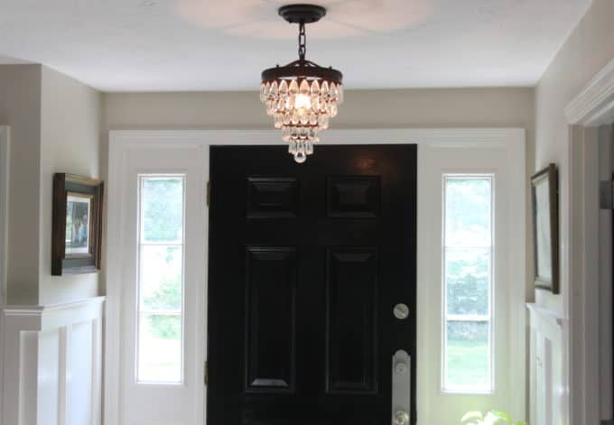 Foyer Worthy Flush Mount Ceiling Lights Shine Your Light
