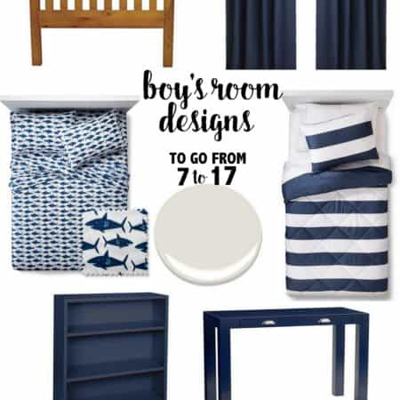 Boys Room Designs