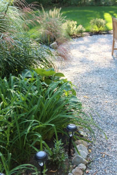 How To DIY A Fire Pit & Pea Stone Patio, Start To Finish