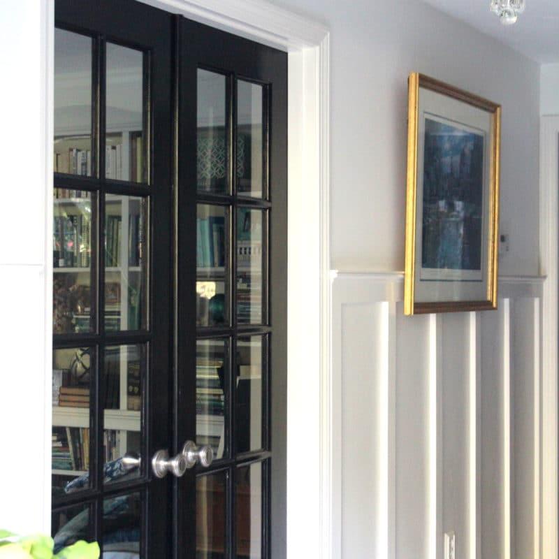 Foyer Board & Batten