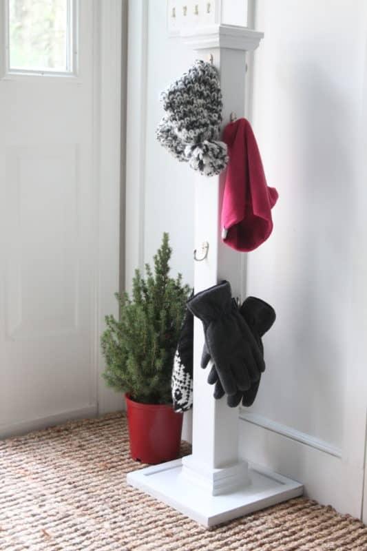 Lantern topped christmas stocking post shine your light drying post solutioingenieria Gallery