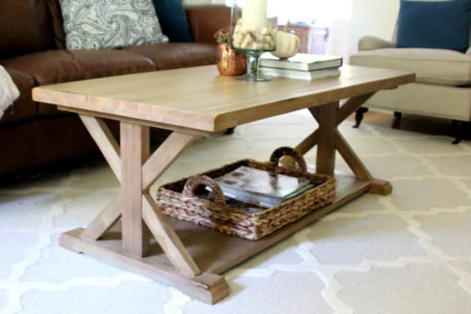 Harvester Coffee Table from Target