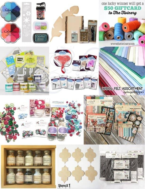 Handmade Holidays Blog Hop Giveaway
