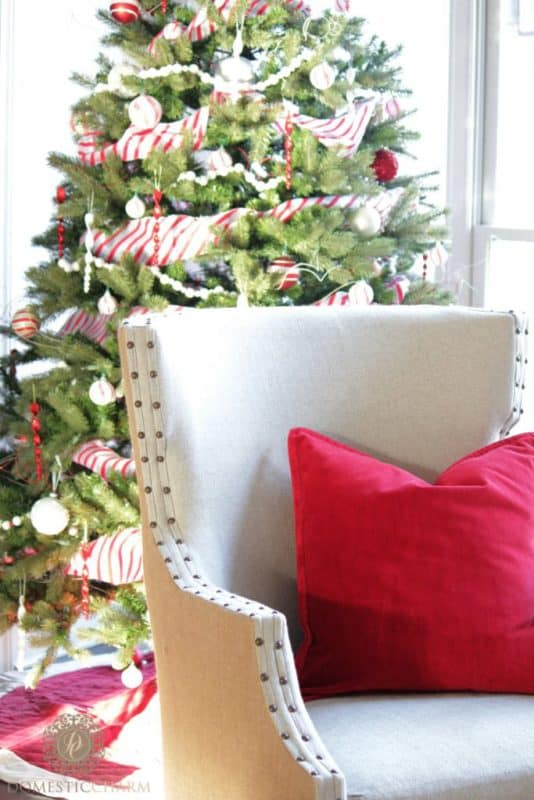 Domestic Charm blog 2016 Christmas Home Tour