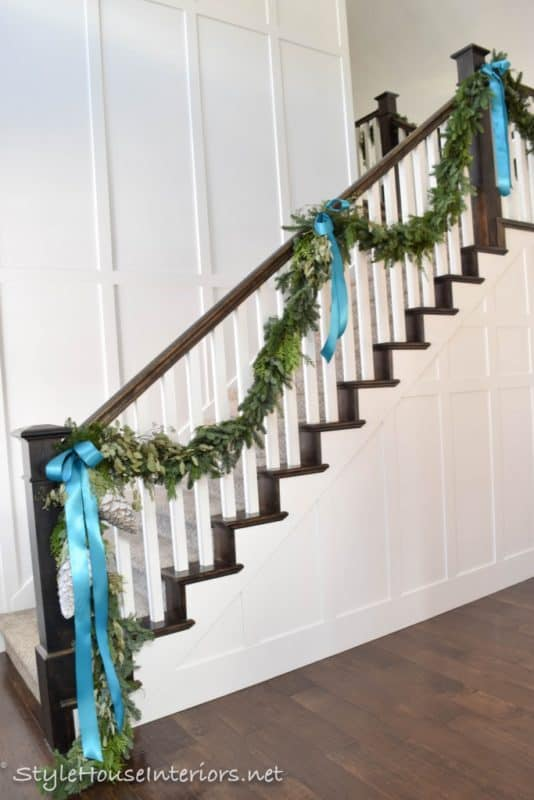 Christmas Home tour at Stylehouse Interiors