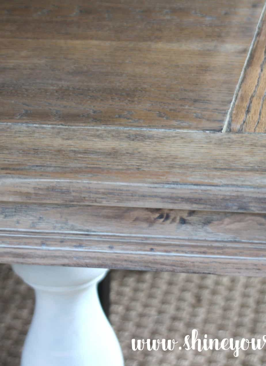 How To Lime A Dining Table Shine Your