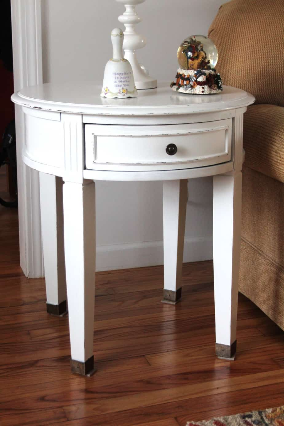 A Fresh Start For Outdated Furniture (And A Family!)