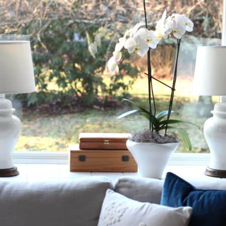 How To Fit Ikea Shades Onto Non-Ikea Lamps (And Fix Other Crooked Shades!)