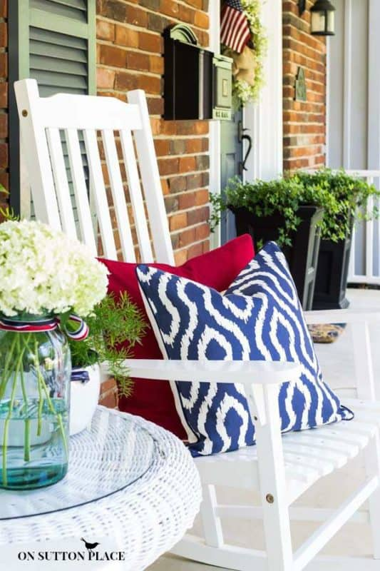 Ann of On Sutton Place shares 5 ways to refresh your front door