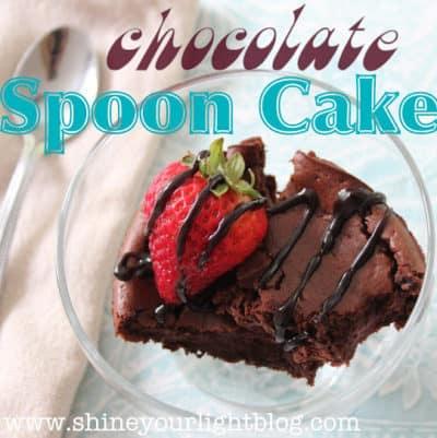 Low Fat Strawberry Poke Cake