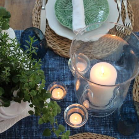 Spring Tablescape Tour