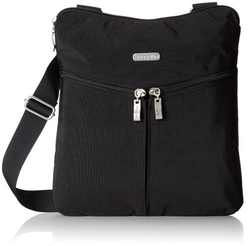 The Baggallini Crossbody bag is great for traveling.