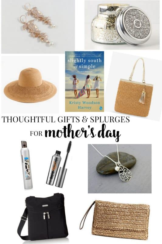 A few thoughtful gifts mom would love to receive.