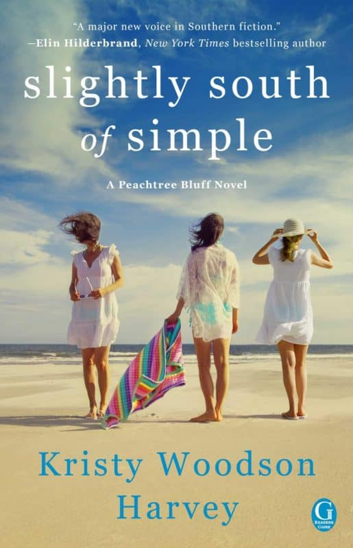 Kristy Woodson Harvey's book Slightly South of Simple.
