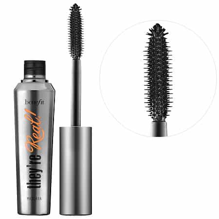 Benefits Theyre Real Mascara is fantastic.