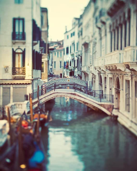 Venice photography print by Eye Poetry on Etsy.