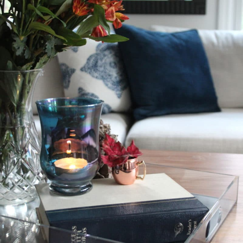 Fall Into The Holidays | The Living Room