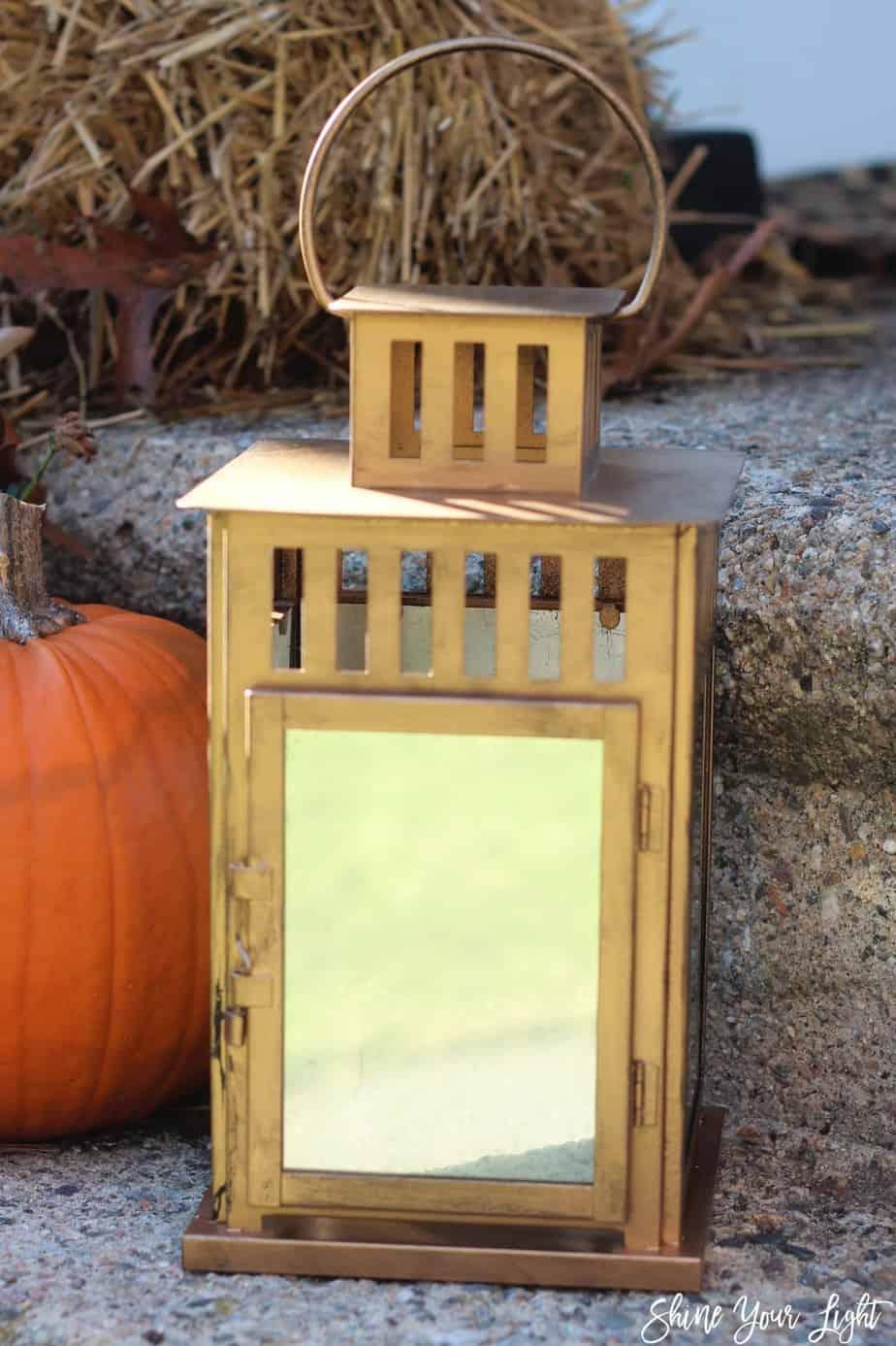 Diy Mirrored Lantern An Ikea Hack Shine Your Light