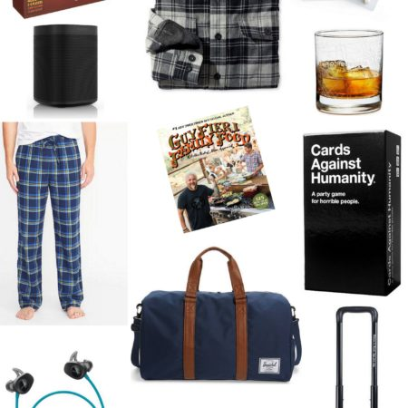 Holiday Gift Guide | For The Guys!